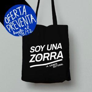 SOY UNA ZORRA DE LA GRANJA EDITORIAL