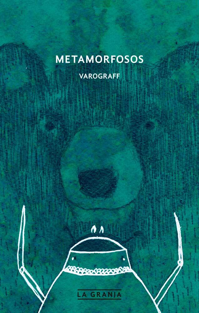 Portada Metamorfosos - La Granja Editorial