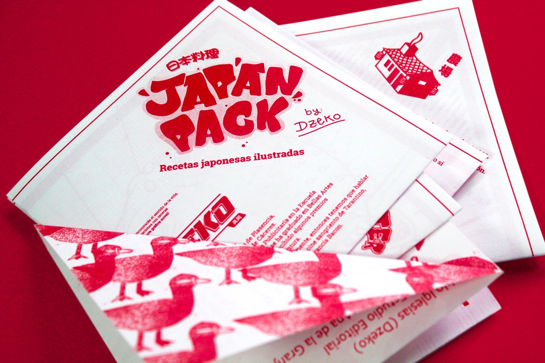 Japan Pack.