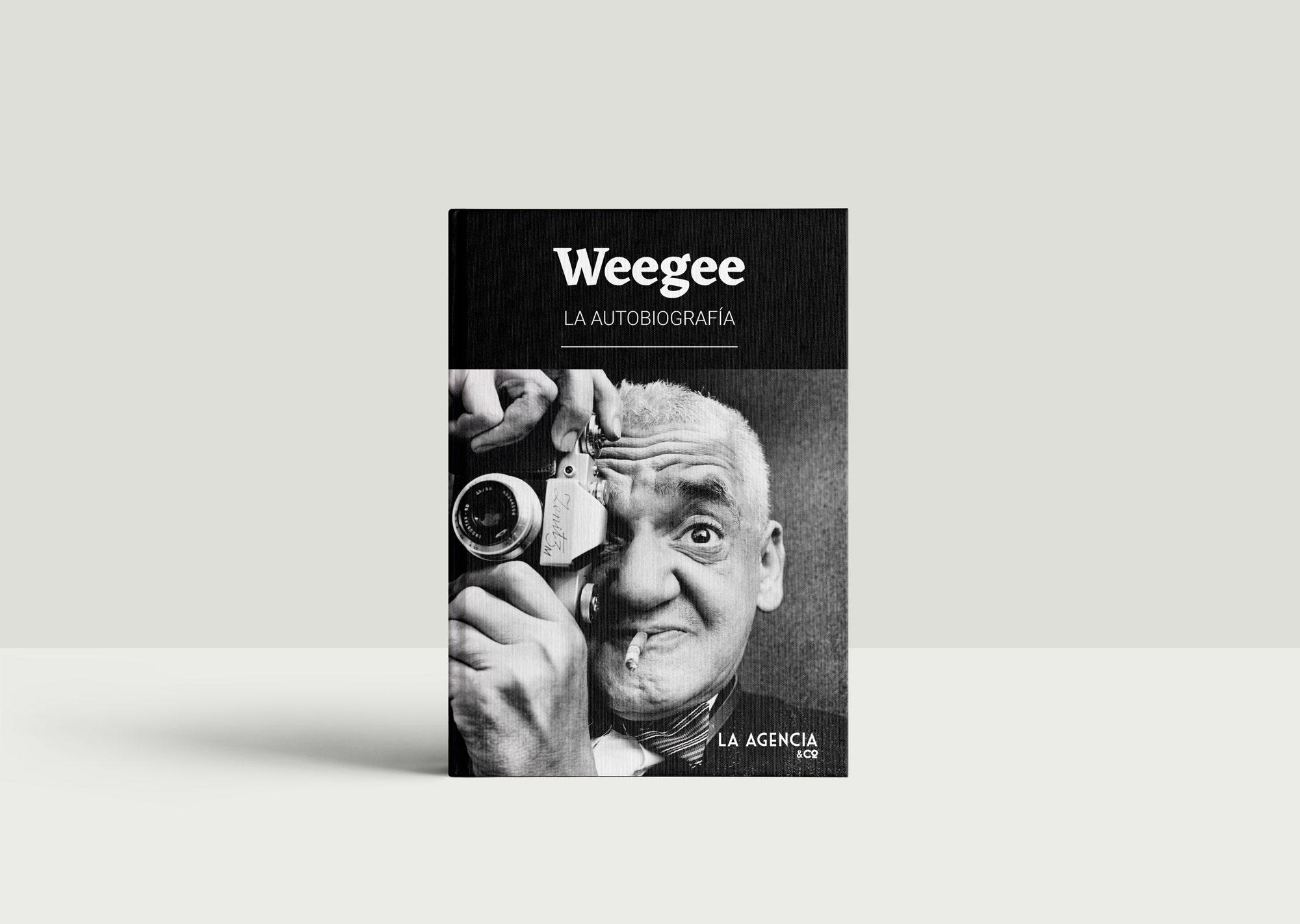 Weegee. El fotógrafo del crimen. La autobiografía.